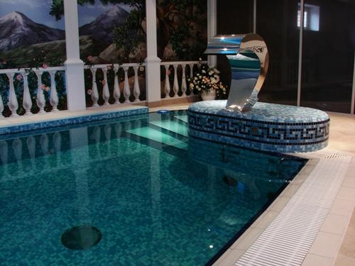 бассейн без хлоора