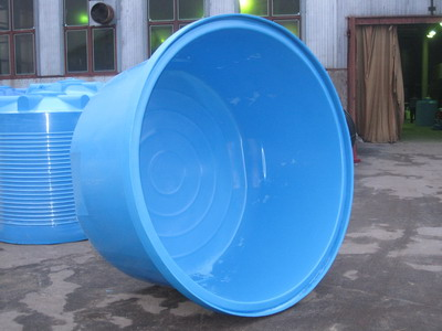 Пластиковый бассейн для бани