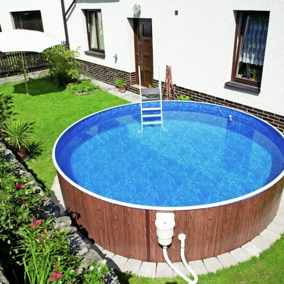 Бассейн для дачи Azuro (Чехия)