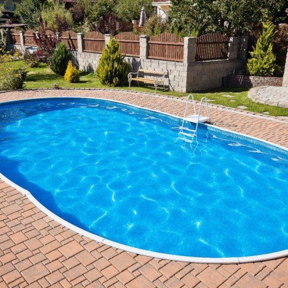 Морозостойкий бассейн для дачи