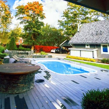 Композитные бассейны Сан Жуан, Compass Pool, Composit Group