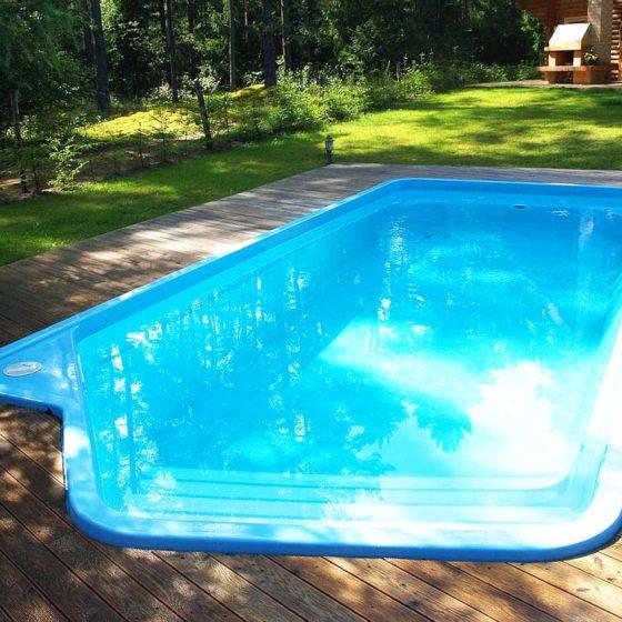 """Бассейн Luxe Pools чаша """"Toba"""""""