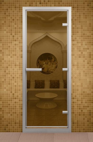 Дверь для хамама ALDO