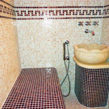 Турецкая баня (хамам) своими руками