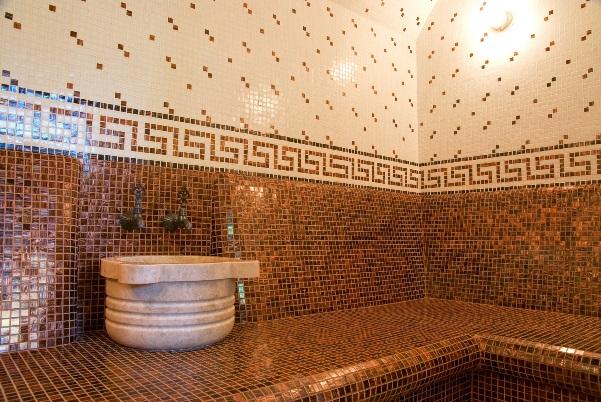 Интерьеры хамамов - фото дизайнов турецкой бани