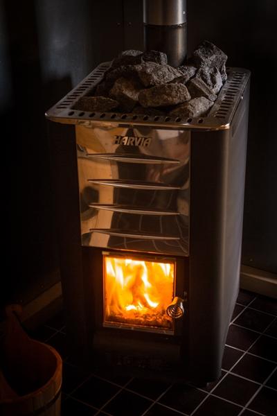 Оборудование для бани - дровяная печь Harvia