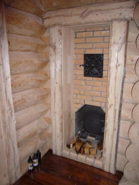 Строительство бань в Казани