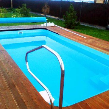 Композитный бассейн Эри в Царицыно 2014 год