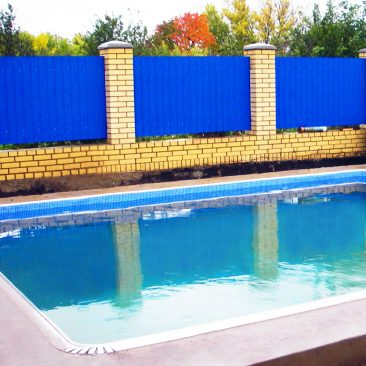 Строительство бассейна РРР под ключ 6×3х1,5м (Саконы 2011)