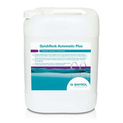 Куикфлок Автомат (Quickflock Automatic) с лантаном Bayrol (20 л)