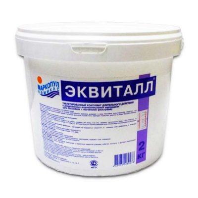 Эквиталл в картриджах Маркопул-Кемиклс (1 кг, 2 кг, 25 кг)