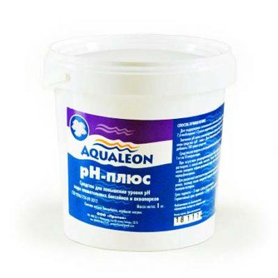 pH-плюс для бассейна порошок Aqualeon (1 кг)