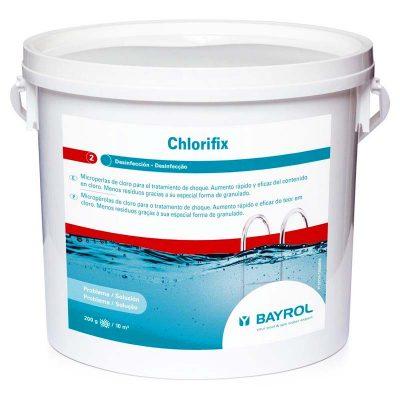Хлорификс (Chlorifix) для бассейна Bayrol (1 кг, 5 кг, 25 кг)