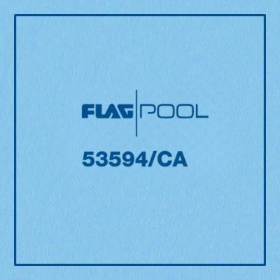 Пленка для бассейнов Flagpool Light Blue
