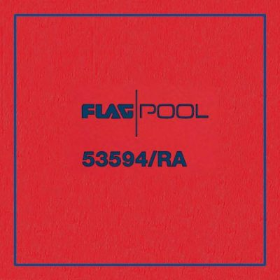 Пленка для бассейнов Flagpool Red