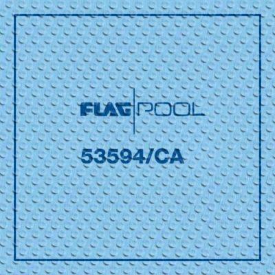 Пленка для бассейнов Flagpool Light Blue противоскользящая