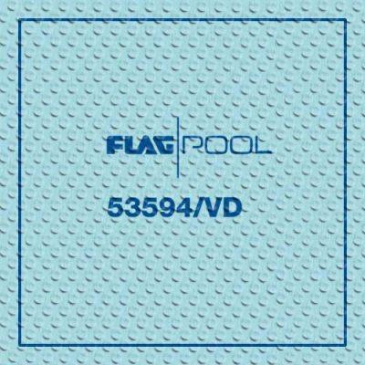 Пленка для бассейнов Flagpool Aqua противоскользящая