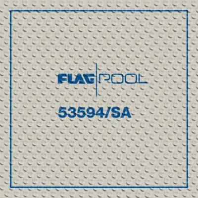 Пленка для бассейнов Flagpool Sand противоскользящая