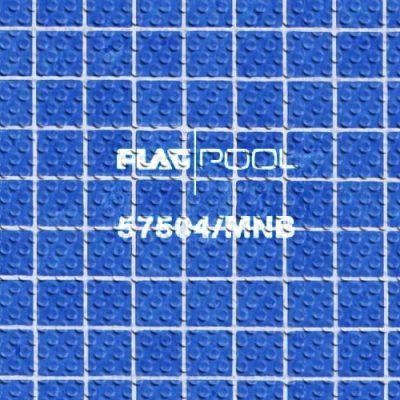 Пленка для бассейнов Flagpool Blue Mosaic противоскользящая