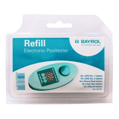 Таблетки для Пултестера электронного (комплект) Bayrol (287301)