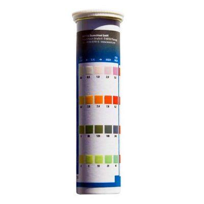 Квиктестер для измерения Ph/Cl/Alkalinity/Algaecide Bayrol