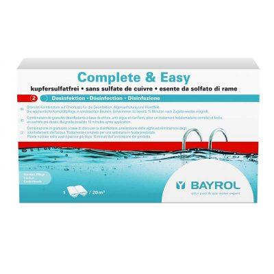 Комплита для комплексной дезинфекции бассейна Bayrol (1.12 кг)