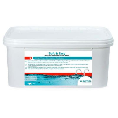 Софт энд изи на основе активного кислорода Bayrol (1.12 кг, 4.48 кг, 5.04 кг)