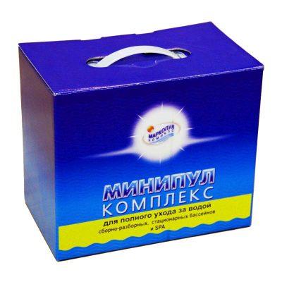 Минипул Комплекс 6 в 1 коробка Маркопул-Кемиклс (5.5 кг)