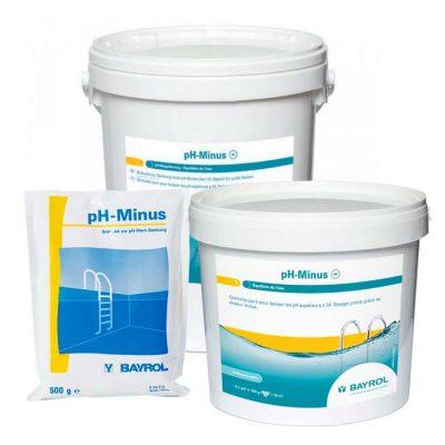 pH-Минус для бассейна порошок Bayrol (0.5 кг, 6 кг, 35 кг)