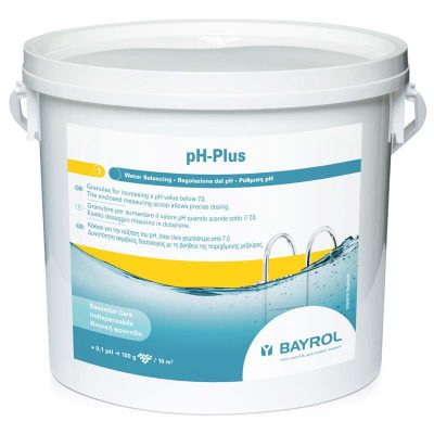 pH-Плюс для бассейна в гранулах Bayrol (0.5 кг, 5 кг)