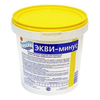 ЭКВИ-минус порошок Маркопул-Кемиклс (1 кг, 6 кг, 30 кг)