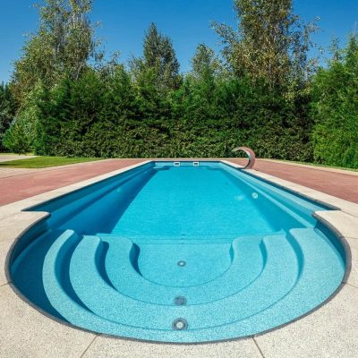 Java 125 Compass Pools | Цвет Blue Saphire