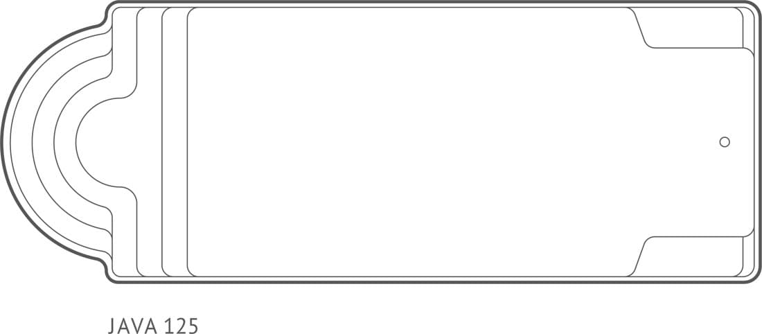 Схема Java 125 Компас Пулс